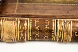 Probate Record Book