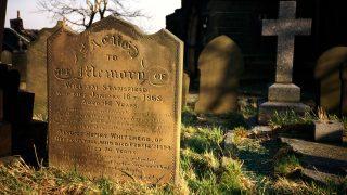 Historic Headstone
