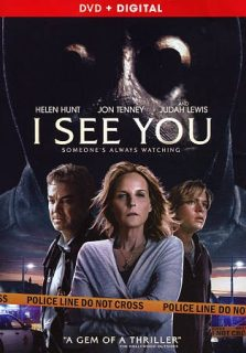 I See You DVD