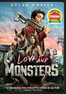 Love and Monsters DVD